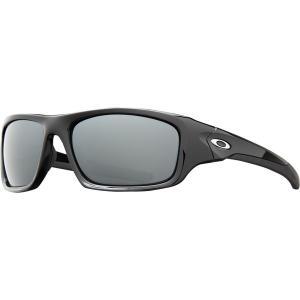 オークリー サングラス・アイウェア メンズ アクセサリー Valve Sunglasses - Men's Polished Black/Black Irid|astyshop
