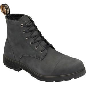 ブランドストーン ブーツ&レインブーツ メンズ シューズ Lace-Up Original Series Boot - Men's Rustic Black/Toe Cap|astyshop