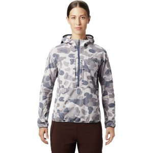 マウンテンハードウェア ジャケット・ブルゾン レディース アウター Echo Lake Hooded Jacket - Women's Zinc|astyshop
