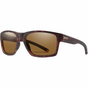 スミス サングラス・アイウェア メンズ アクセサリー Caravan Mag Chromapop Polarized Sunglasses Matte Dark Tort-Chromapop Polarized Brown|astyshop