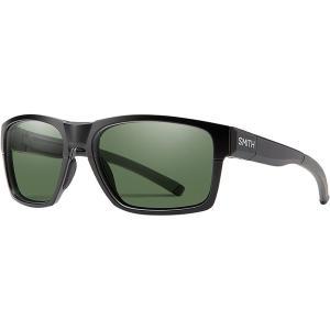 スミス サングラス・アイウェア メンズ アクセサリー Caravan Mag Chromapop Polarized Sunglasses Matte Black/Charcoal-ChromaPop Polarized Gray Green|astyshop