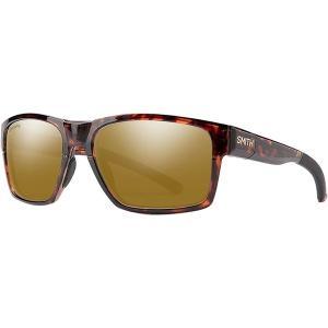 スミス サングラス・アイウェア メンズ アクセサリー Caravan Mag Chromapop Polarized Sunglasses Dark Tort/CromaPop Polarized Bronze Mirror|astyshop