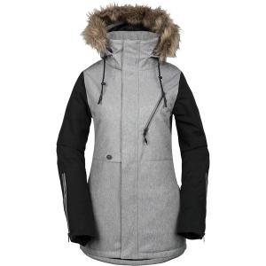 ボルコム ジャケット・ブルゾン レディース アウター Fawn Insulated Jacket - Women's Heather Grey|astyshop