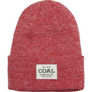 コールヘッドウェア 帽子 メンズ アクセサリー Uniform Beanie  Red Marl astyshop