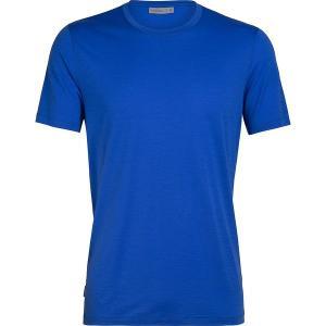 アイスブレーカー シャツ メンズ トップス Tech Lite Short-Sleeve Crew Shirt - Men's Lapis|astyshop