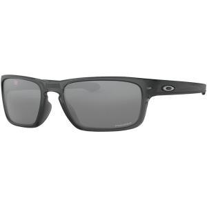 オークリー サングラス・アイウェア メンズ アクセサリー Sliver Stealth Prizm Sunglasses Grey Smoke W/Prizm Black Iridium|astyshop