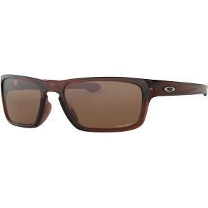 オークリー サングラス・アイウェア メンズ アクセサリー Sliver Stealth Prizm Sunglasses Polished Rootbeer W/Prizm Tungsten Iridium|astyshop