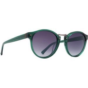 ボンジッパー サングラス・アイウェア メンズ アクセサリー Stax Sunglasses Black Gloss/Vintage Grey|astyshop