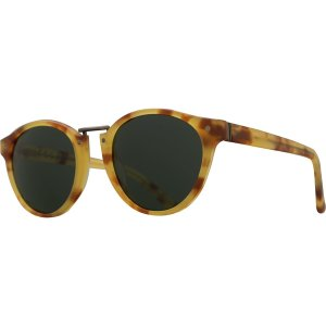 ボンジッパー サングラス・アイウェア メンズ アクセサリー Stax Sunglasses Lemon Tort/Vintage Grey|astyshop