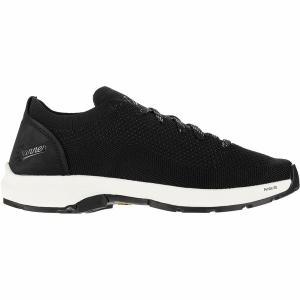 ダナー スニーカー メンズ シューズ Caprine Low Hiking Shoe - Men's Black/Black astyshop