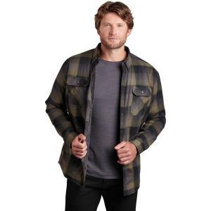 キュール シャツ メンズ トップス Joyrydr Shirt Jacket BKFO|astyshop