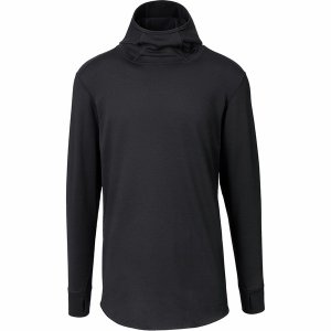 ダカイン Tシャツ メンズ トップス Snorkel Fleece Top - Men's Black astyshop