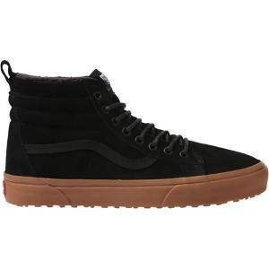 バンズ ブーツ&レインブーツ メンズ シューズ Sk8-Hi MTE Boot - Men's (mte) Black/Gum [llt]|astyshop
