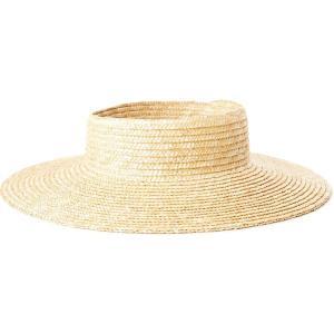 ブリクストン 帽子 メンズ アクセサリー Joanna Visor - Women's Tan astyshop
