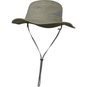アウトドアリサーチ 帽子 メンズ アクセサリー Bugout Brim Hat - Men's Khaki astyshop