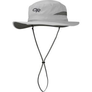 アウトドアリサーチ 帽子 メンズ アクセサリー Bugout Brim Hat - Men's Pebble astyshop