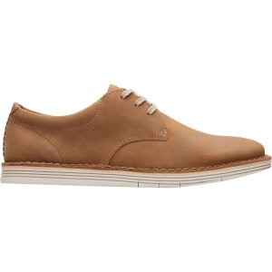 クラークス スニーカー メンズ シューズ Forge Vibe Shoe - Men's Tan Leather astyshop