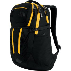 ノースフェイス バックパック・リュックサック メンズ バッグ Recon 30L Backpack Tnf Black Light Directional Heather/Tnf Yellow astyshop