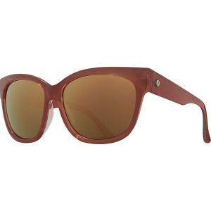 エレクトリック サングラス&アイウェア レディース アクセサリー Danger Cat Sunglasses - Women's Cal Rose/M Champagn|astyshop
