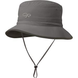 アウトドアリサーチ 帽子 メンズ アクセサリー Sun Bucket Hat - Men's Pewter astyshop