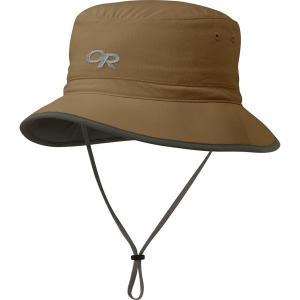 アウトドアリサーチ 帽子 メンズ アクセサリー Sun Bucket Hat - Men's Coyote astyshop