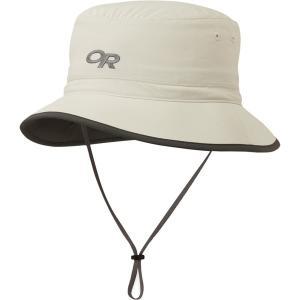 アウトドアリサーチ 帽子 メンズ アクセサリー Sun Bucket Hat - Men's Sand/Dark Grey astyshop