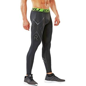 2XU カジュアル メンズ ボトムス Refresh Recovery Compression Tights - Men's Black/Nero|astyshop