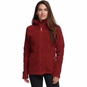 フェールラーベン ジャケット・ブルゾン レディース アウター Kaitum Fleece Jacket - Women's Autumn Leaf|astyshop