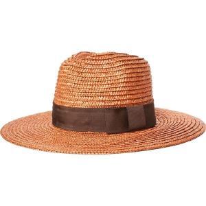ブリクストン 帽子 レディース アクセサリー Joanna Hat - Women's Copper|astyshop