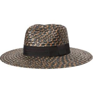ブリクストン 帽子 レディース アクセサリー Joanna Hat - Women's Washed Black|astyshop