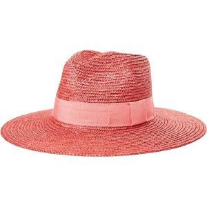 ブリクストン 帽子 レディース アクセサリー Joanna Hat - Women's Lava Red|astyshop