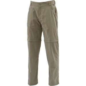 シムズ カジュアル メンズ ボトムス Superlight Zip-Off Pant - Men's Tumbleweed|astyshop
