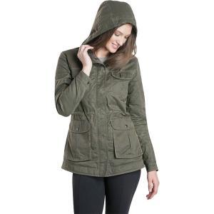 キュール ジャケット・ブルゾン レディース アウター Fleece Lined Luna Jacket SG|astyshop