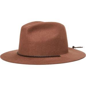ブリクストン 帽子 メンズ アクセサリー Freeport Fedora Bison astyshop