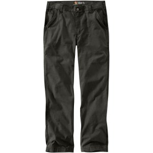 カーハート カジュアル メンズ ボトムス Rugged Flex Rigby Dungaree Pant - Men's Peat|astyshop