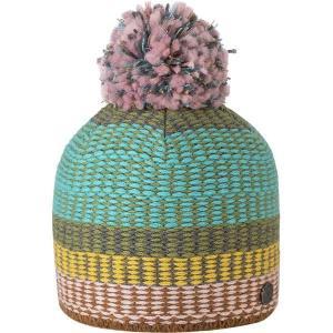 ピスタイル 帽子 レディース アクセサリー Circus Pom Beanie - Women's Turquoise|astyshop