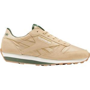リーボック スニーカー メンズ シューズ CL Leather AZ Sneaker - Men's Utility Beige/Utility Green/Chaulk astyshop