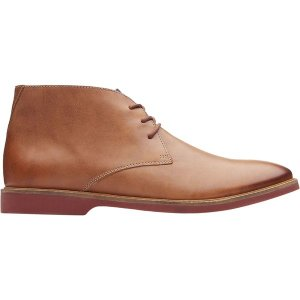 クラークス ブーツ&レインブーツ メンズ シューズ Atticus Limit Boot Tan Leather|astyshop