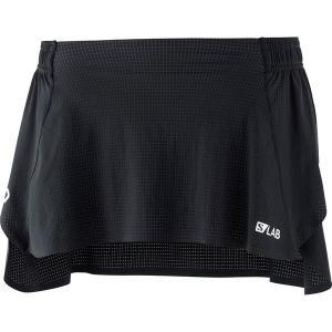 サロモン スカート レディース ボトムス S/Lab Skirt - Women's Black|astyshop