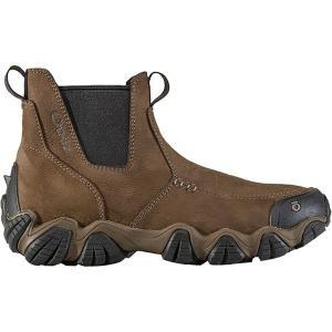 オボズ ブーツ&レインブーツ メンズ シューズ Livingston Mid Boot - Men's Hickory|astyshop