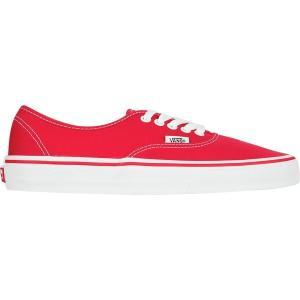 バンズ スニーカー メンズ シューズ Authentic Shoe - Men's Red astyshop