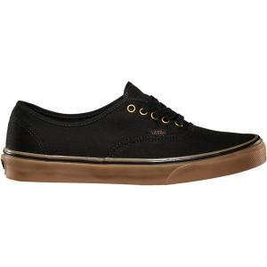 バンズ スニーカー メンズ シューズ Authentic Shoe - Men's Black/Rubber astyshop