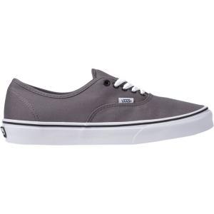 バンズ スニーカー メンズ シューズ Authentic Shoe Pewter/Black astyshop