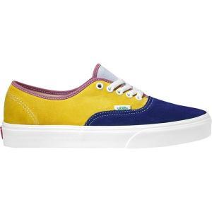 バンズ スニーカー メンズ シューズ Authentic Shoe (Sunshine) Multi/True White astyshop