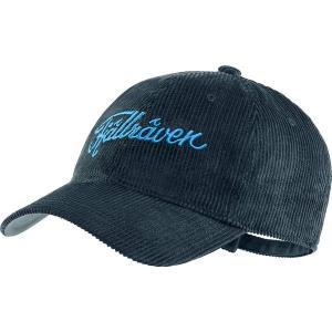 フェールラーベン 帽子 メンズ アクセサリー Cord Cap Dark Navy astyshop