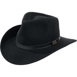 ペンドルトン 帽子 メンズ アクセサリー Outback Hat - Men's Black astyshop