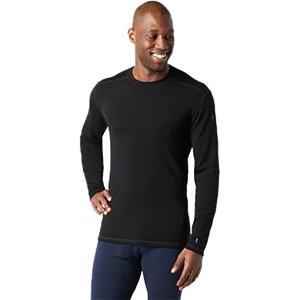 スマートウール Tシャツ メンズ トップス Merino 250 Baselayer Crew - Men's Black astyshop