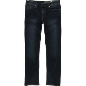 ボルコム カジュアル メンズ ボトムス Kinkade Denim Pant - Men's Vintage Blue|astyshop