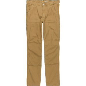 カーハート カジュアル メンズ ボトムス Rugged Flex Rigby Double-Front Utility Pant - Men's Hickory|astyshop