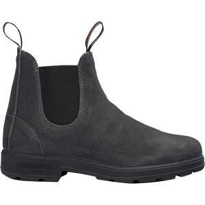 ブランドストーン ブーツ&レインブーツ メンズ シューズ Suede Original Series Boot - Men's Steel Grey|astyshop